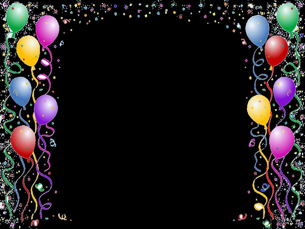 Birthday Border Clip Art & Birthday Border Clip Art Clip Art.