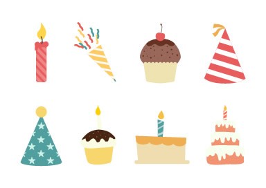 Birthday Clipart.
