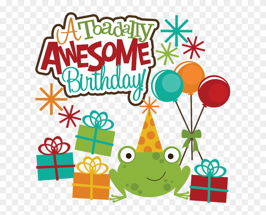 Free Download Awesome Birthday Clipart Birthday Clip.