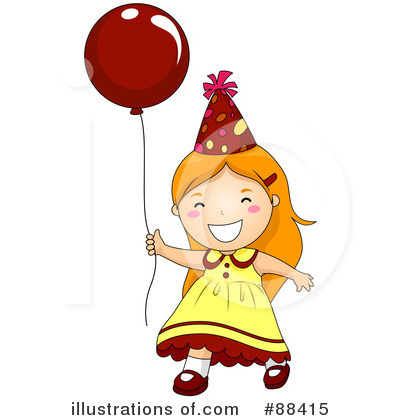 Free Clipart Birthday Girl.