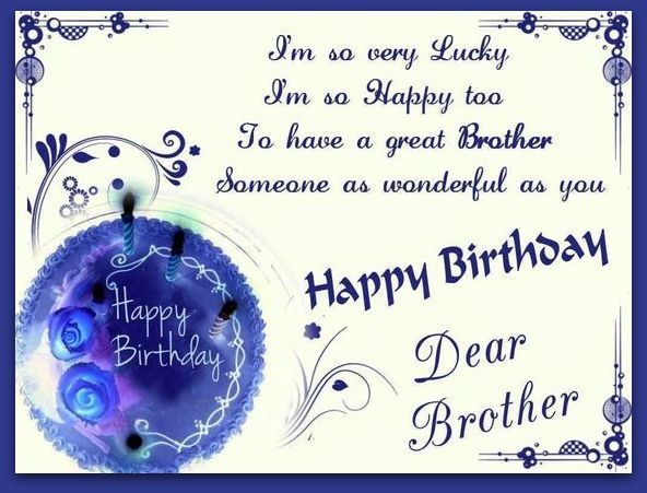 Image result for free happy birthday brother clipart.