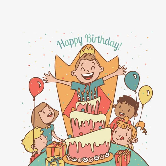 Creative Kids Birthday Party PNG, Clipart, Balloon, Birthday.