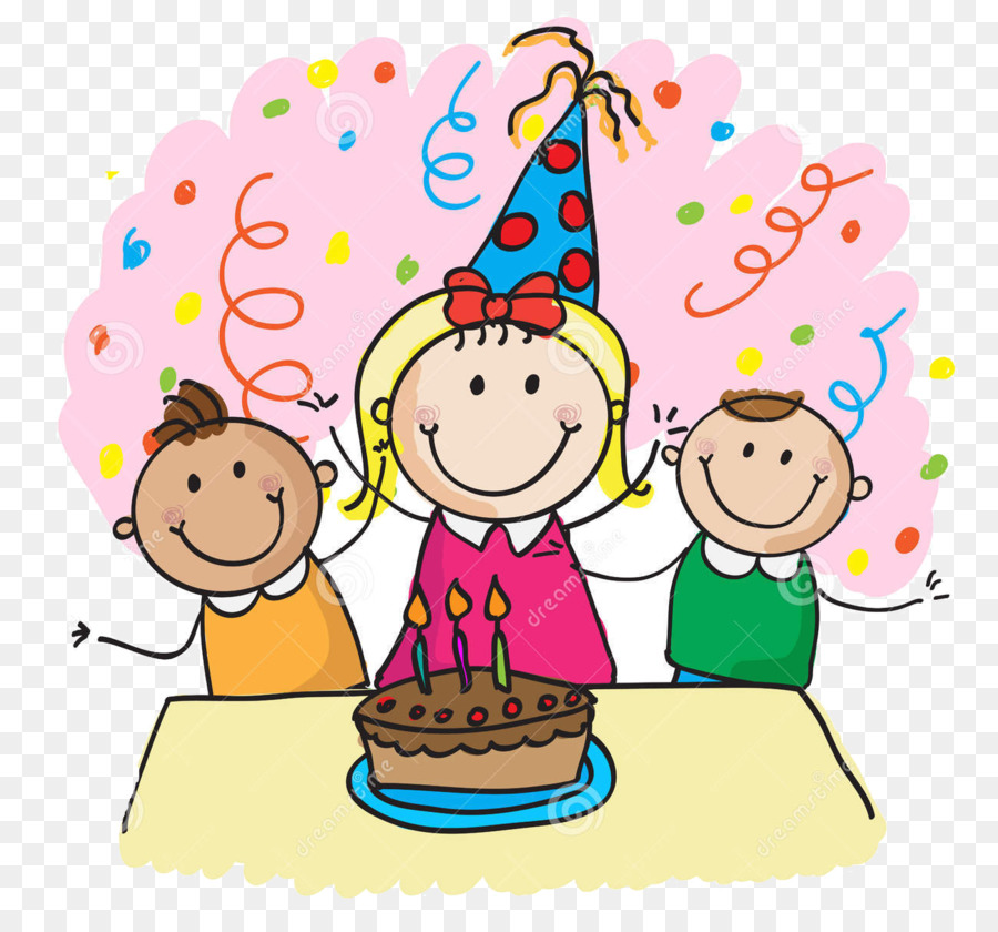 Birthday Party Hat clipart.