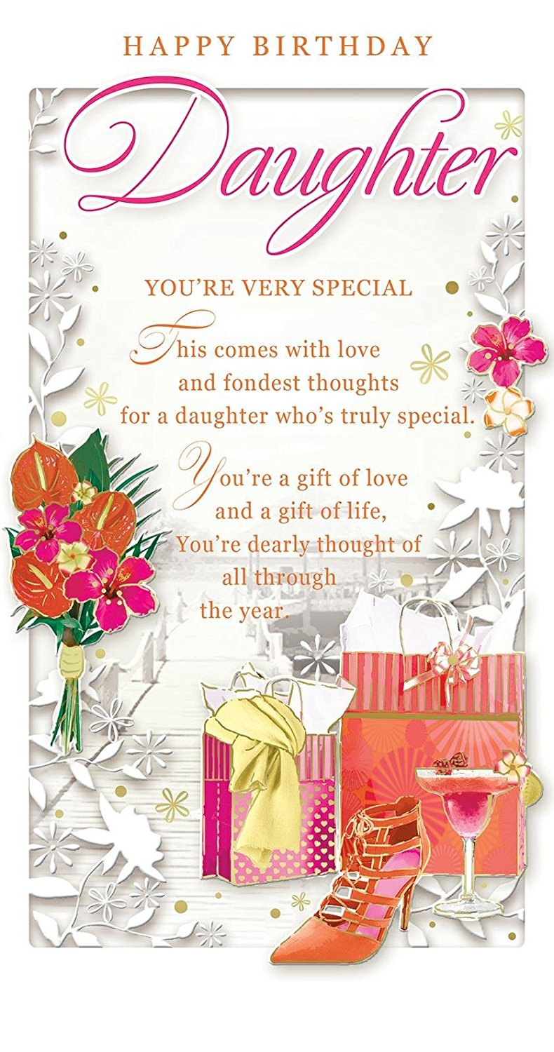 Birthday clipart daughter, Birthday daughter Transparent FREE for.