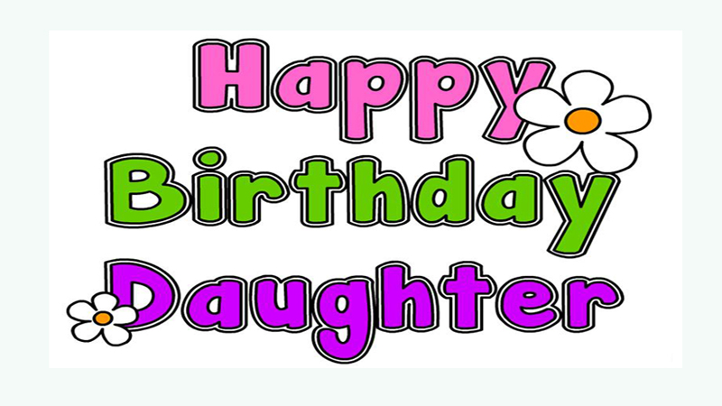 Happy birthday daughter clipart 8 » Clipart Station.
