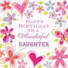 Image result for happy birthday daughter ….