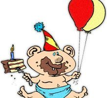 Free birthday clipart for guys 4 » Clipart Portal.