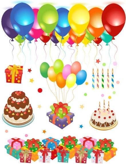 Happy birthday clip art free free vector download (210,773 Free.