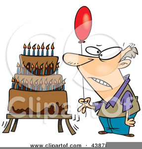 Free Clipart Old Man Birthday Royalty.