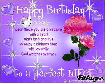 Birthday clipart for niece 3 » Clipart Portal.