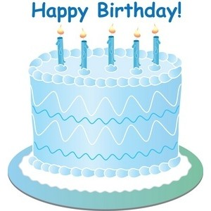Free Birthday Clipart For Boy.