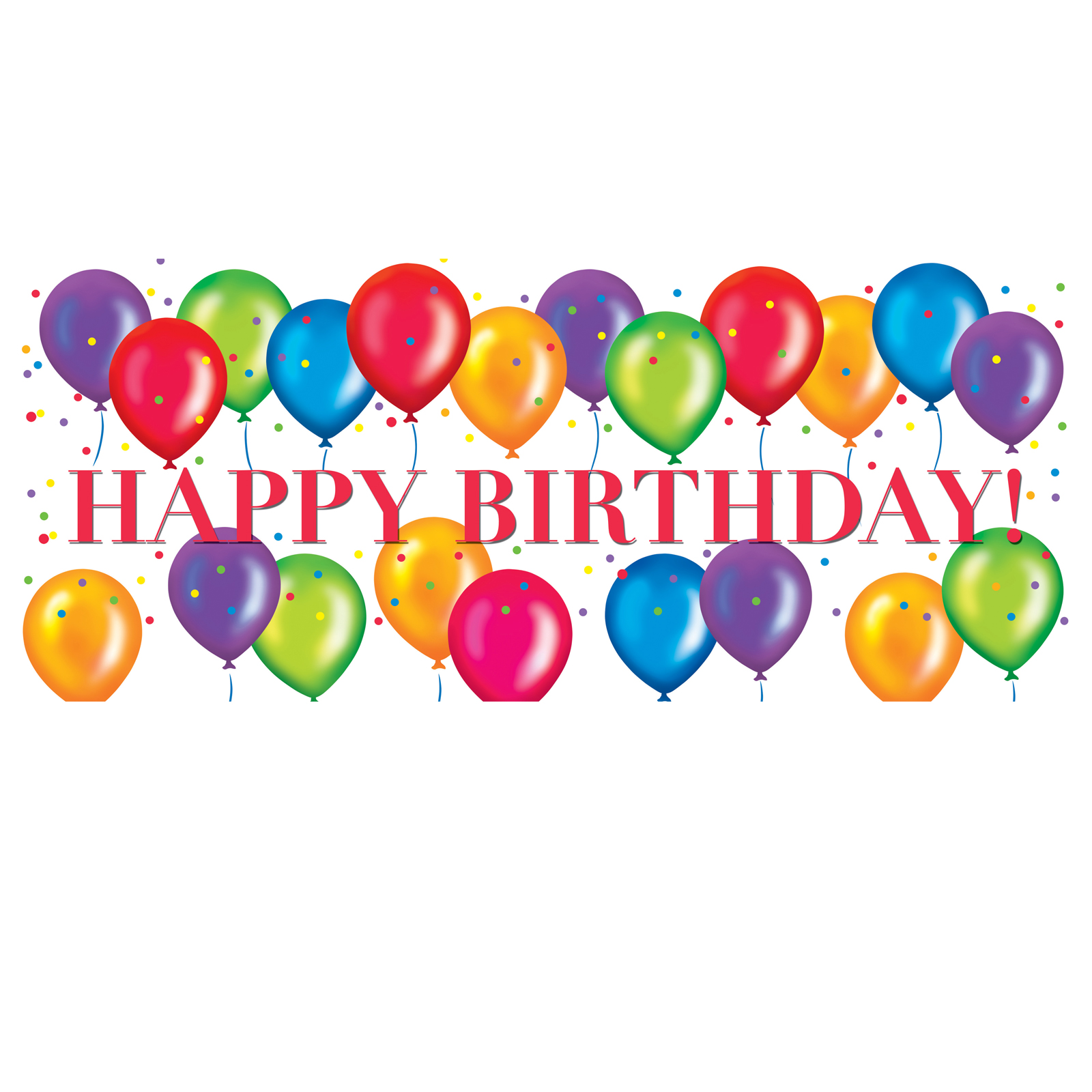 free clipart birthday wishes #1