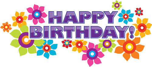 Happy birthday clip art free free vector download (221,943.