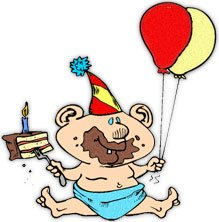 Funny happy birthday clipart 3 » Clipart Portal.