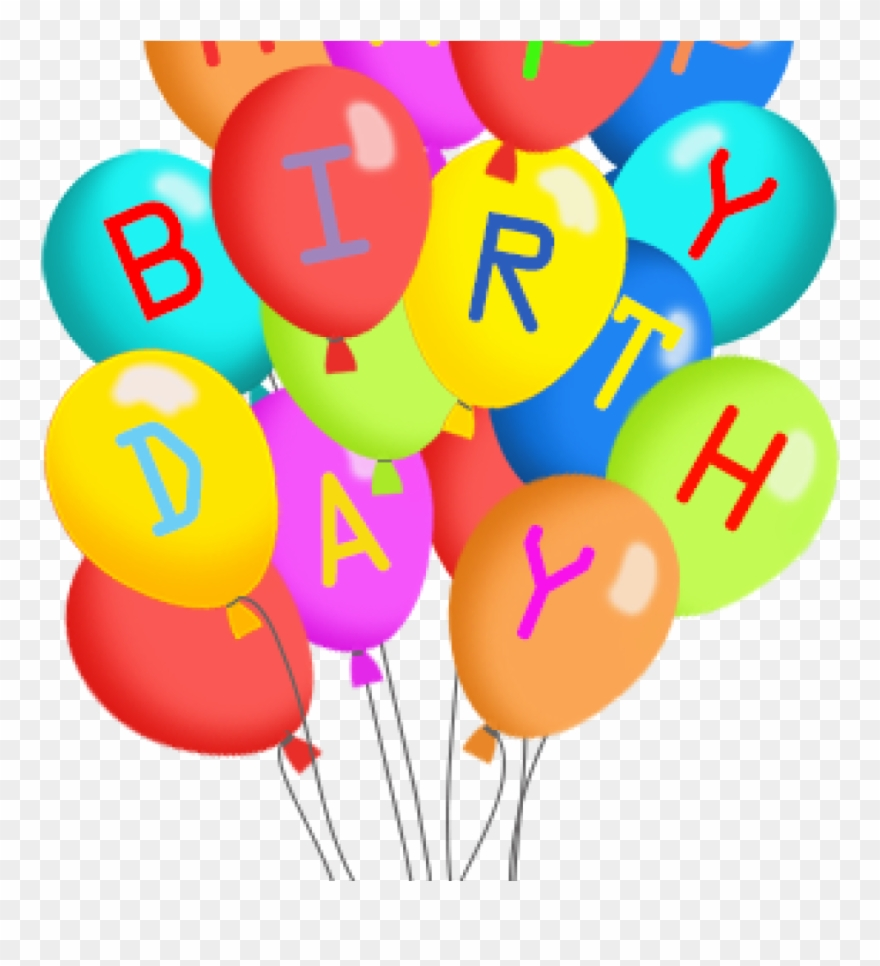 Birthday Balloons Clipart Free Clip Art Pictures Clipartix.
