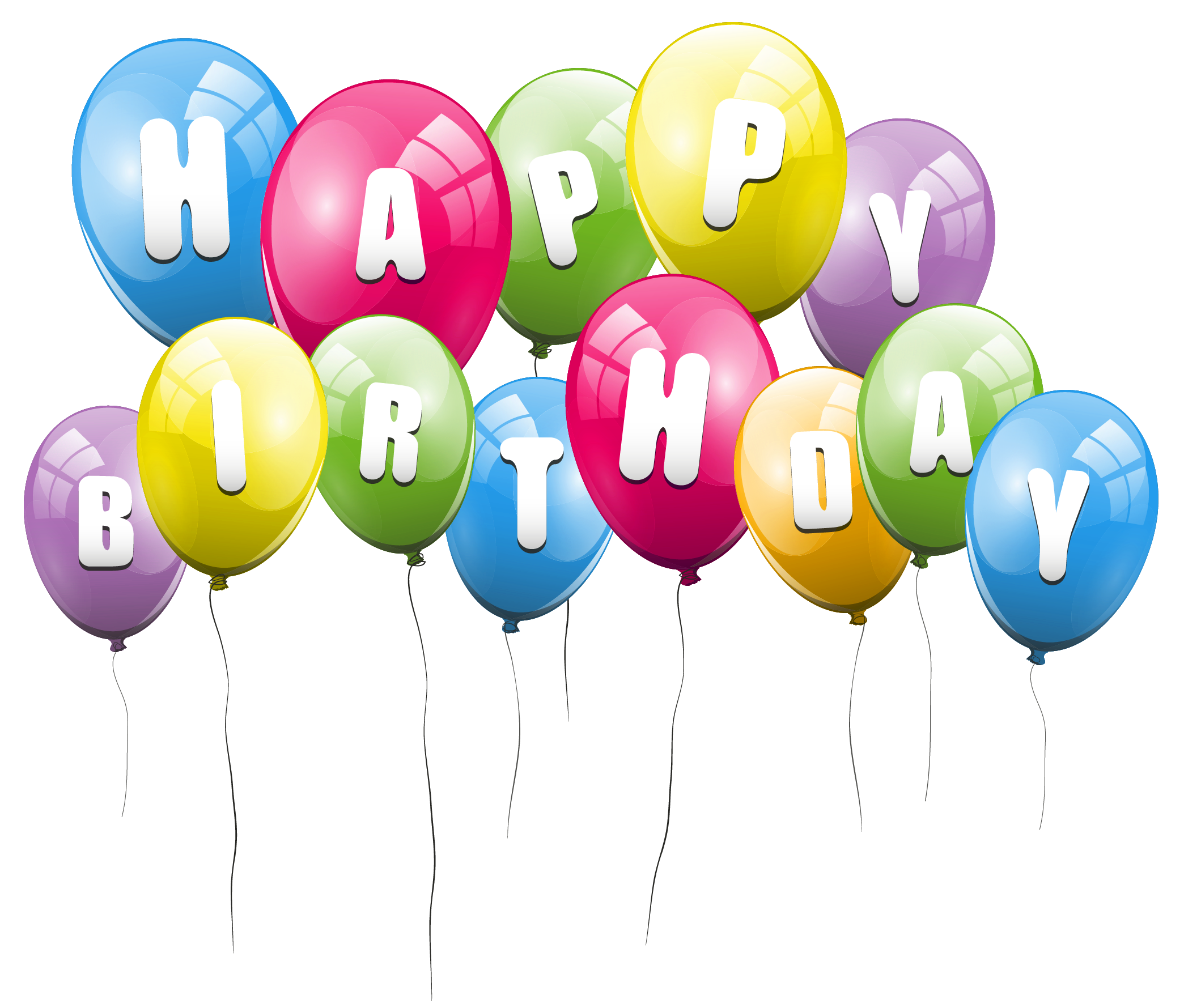 Free Birthday Clipart Transparent Background, Download Free.