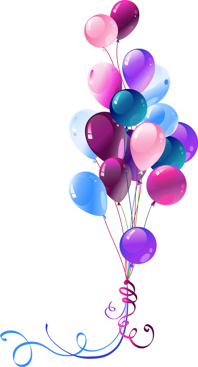 Happy Birthday to You Balloon Clip art.
