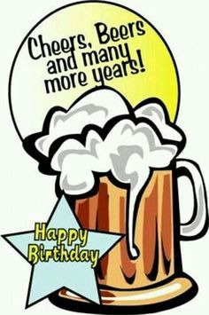 Image result for beer wine birthday cards pinterest.