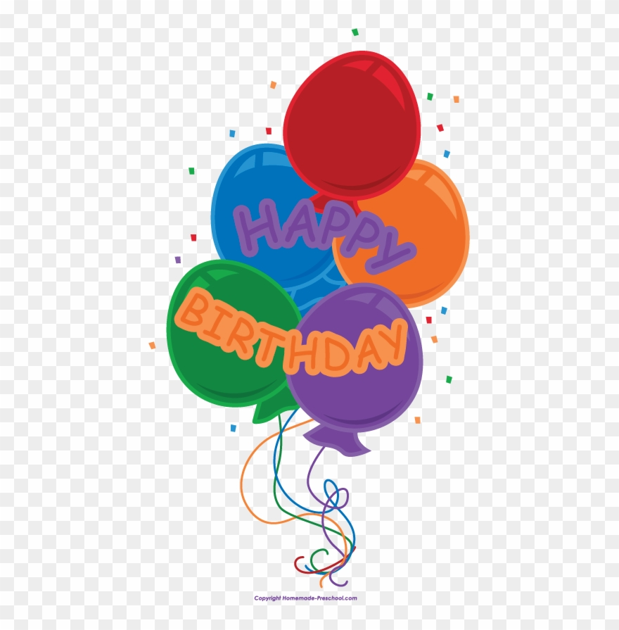 Fun And Free Happy Birthday Clipart, Ready For Personal.