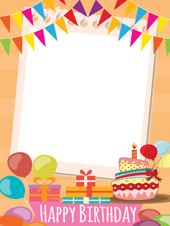 Birthday Frame Group with 73+ items.