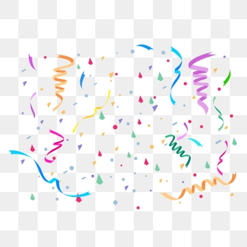 Confetti Clipart Images, 88 PNG Format Clip Art For Free Download.