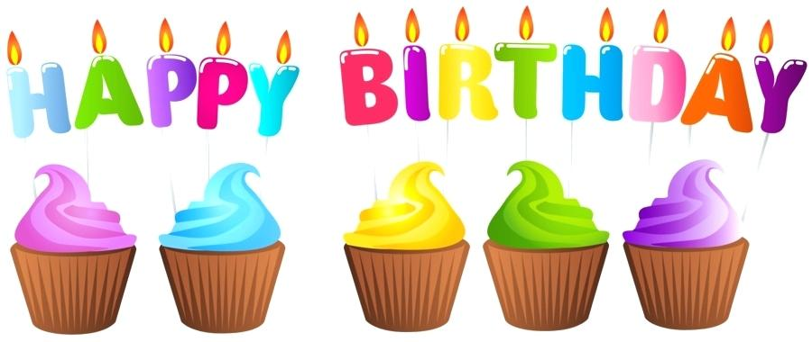 Birthday Cupcake Clipart Free Clip Art Cup Cake Expert Happy Present.