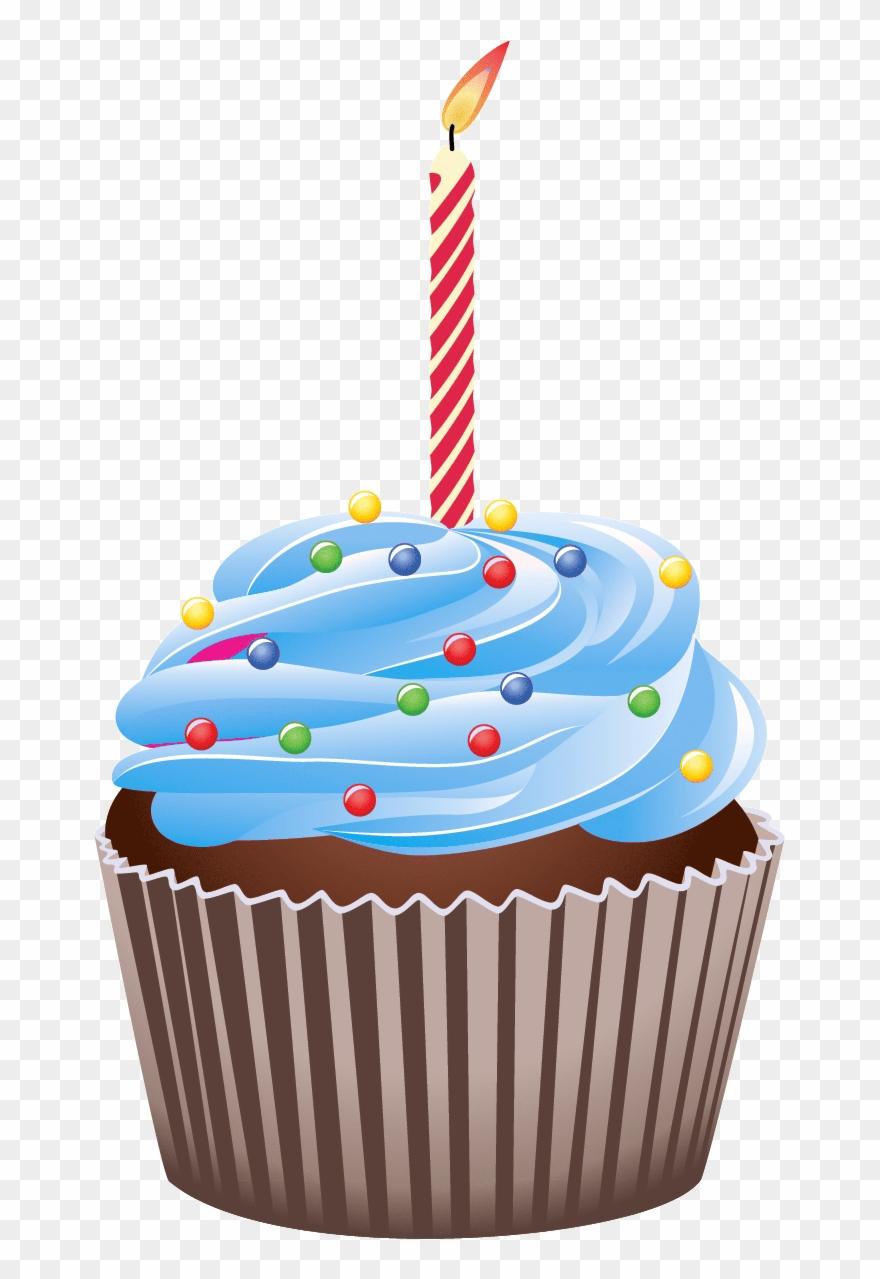 Cupcake Clip Art Clip Art, Birthday.