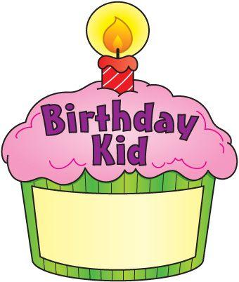 Birthday cupcake clip art foods.