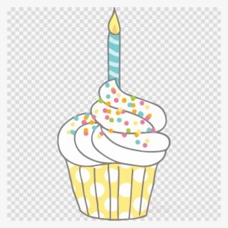 Birthday Cupcake PNG, Transparent Birthday Cupcake PNG Image Free.