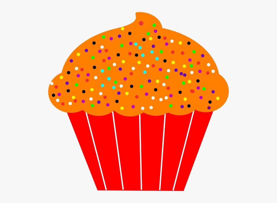 Cupcake Clip Art At Clker Com Vector Ⓒ.