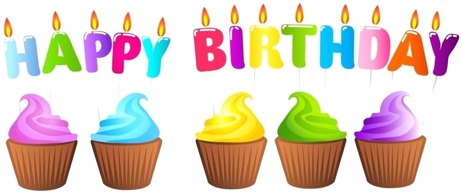Cupcake Birthday Clipart Free Clip Art Cup Cake Transparent Png.