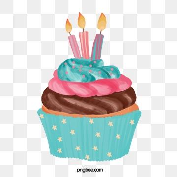 Cupcake PNG Images.