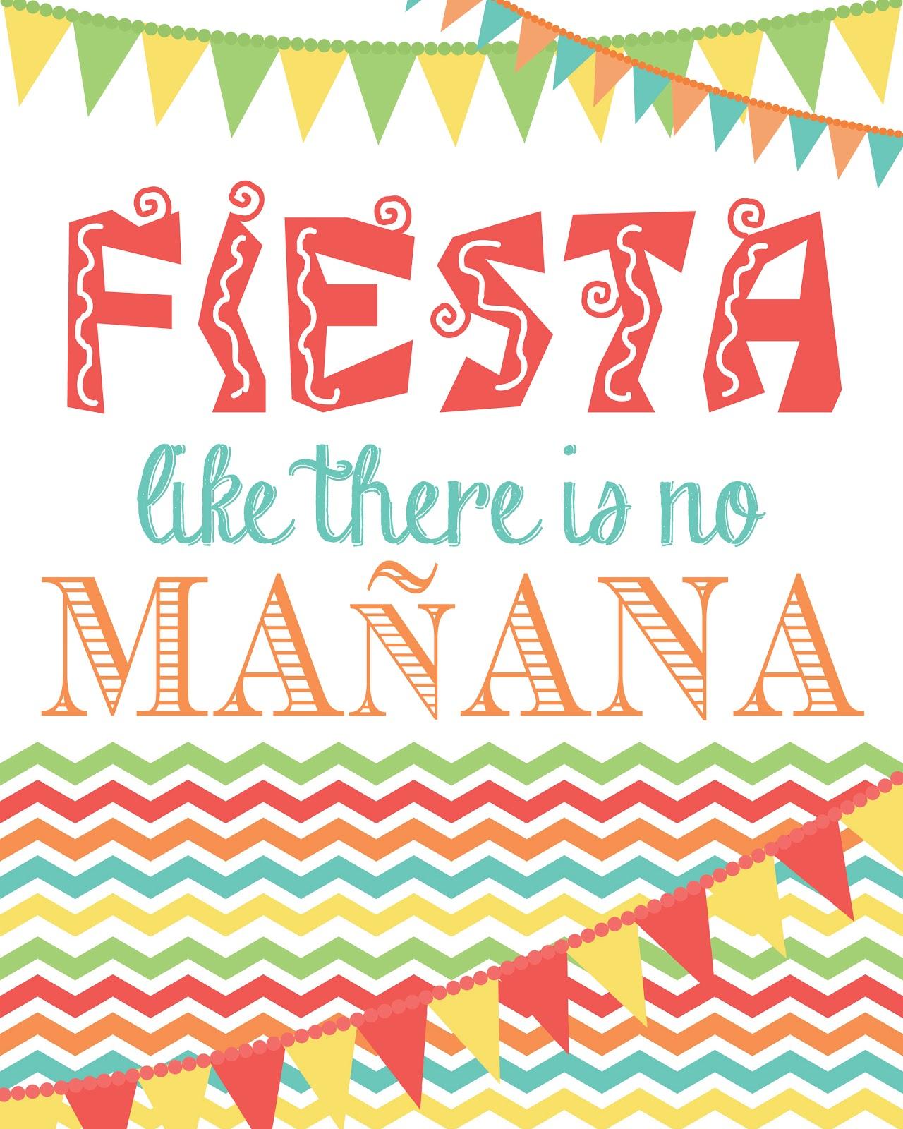 Fiesta Background Clipart.