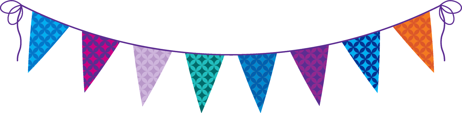Birthday Flag PNG Transparent Birthday Flag.PNG Images..