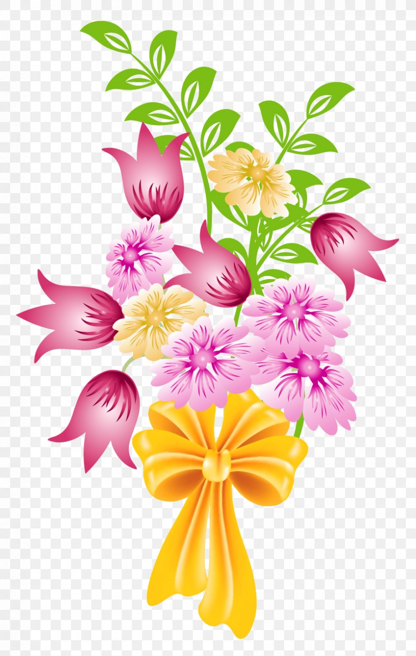 Flower Bouquet Clip Art, PNG, 836x1317px, Flower Bouquet.