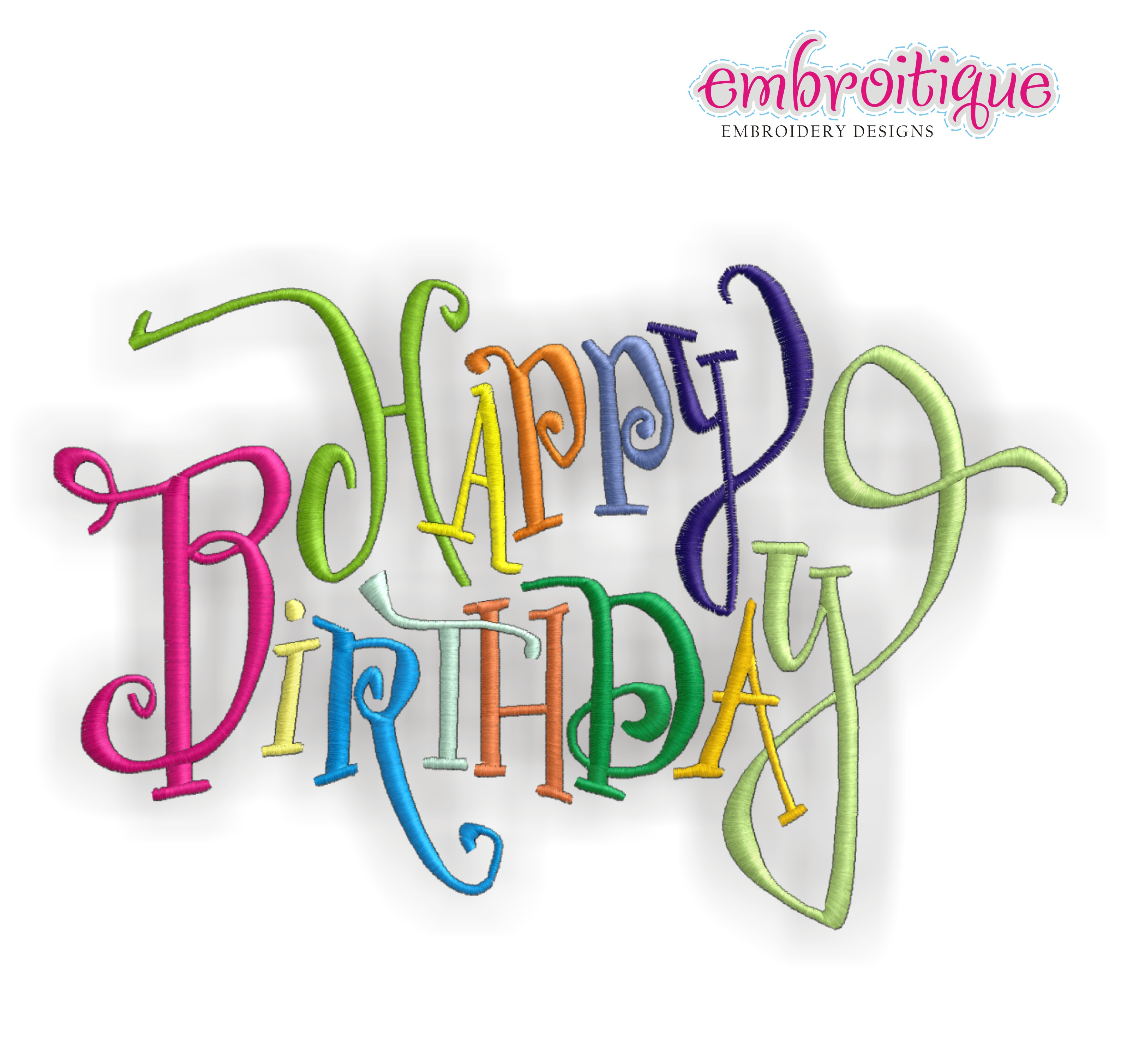Free Happy Birthday Fonts, Download Free Clip Art, Free Clip.