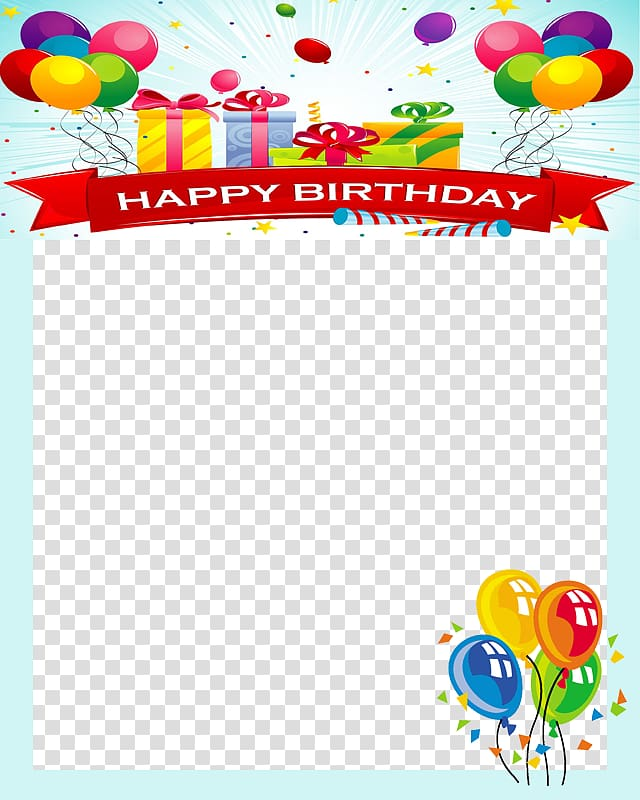 Happy Birthday border, Birthday Frames Android , Birthday.