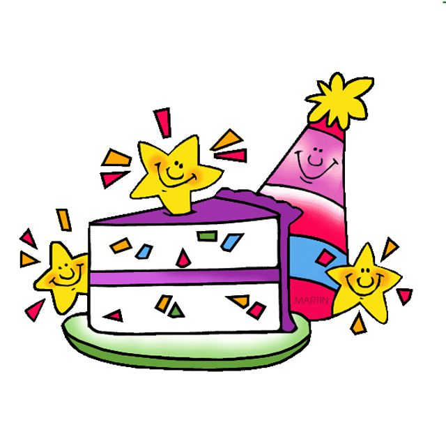 44093 Birthday free clipart.