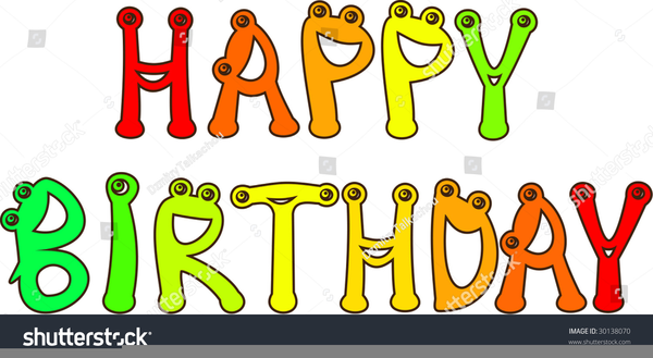 Happy Birthday Clipart Funny.