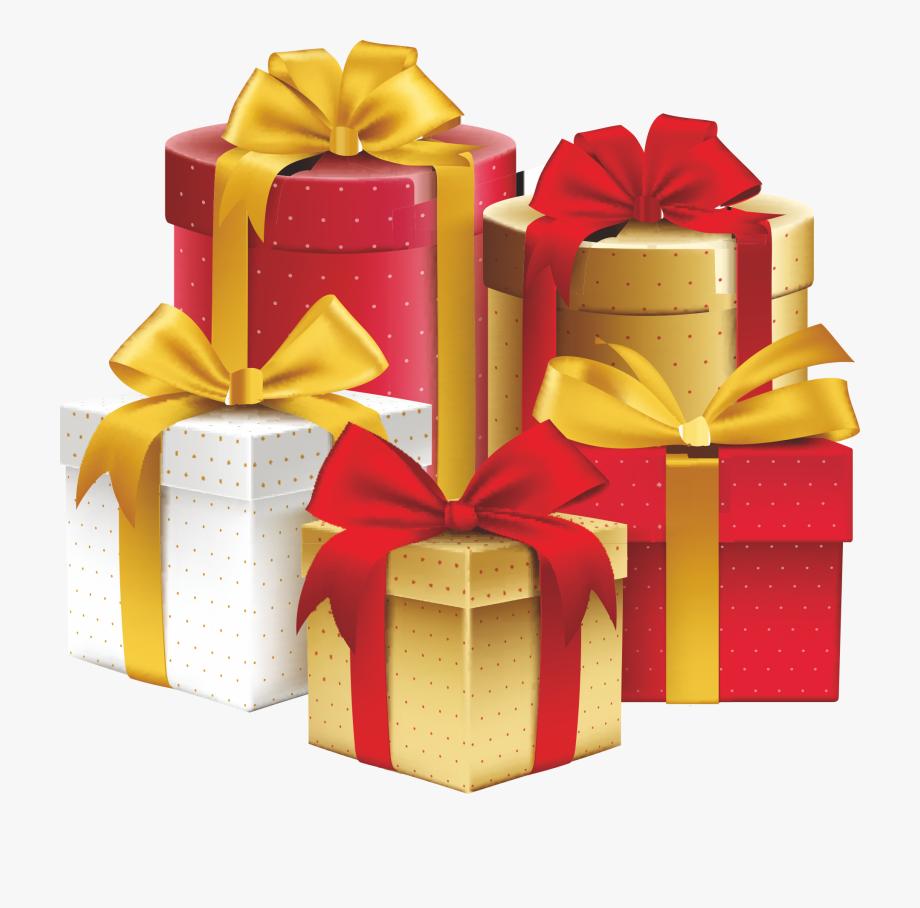 Birthday Gift Box.
