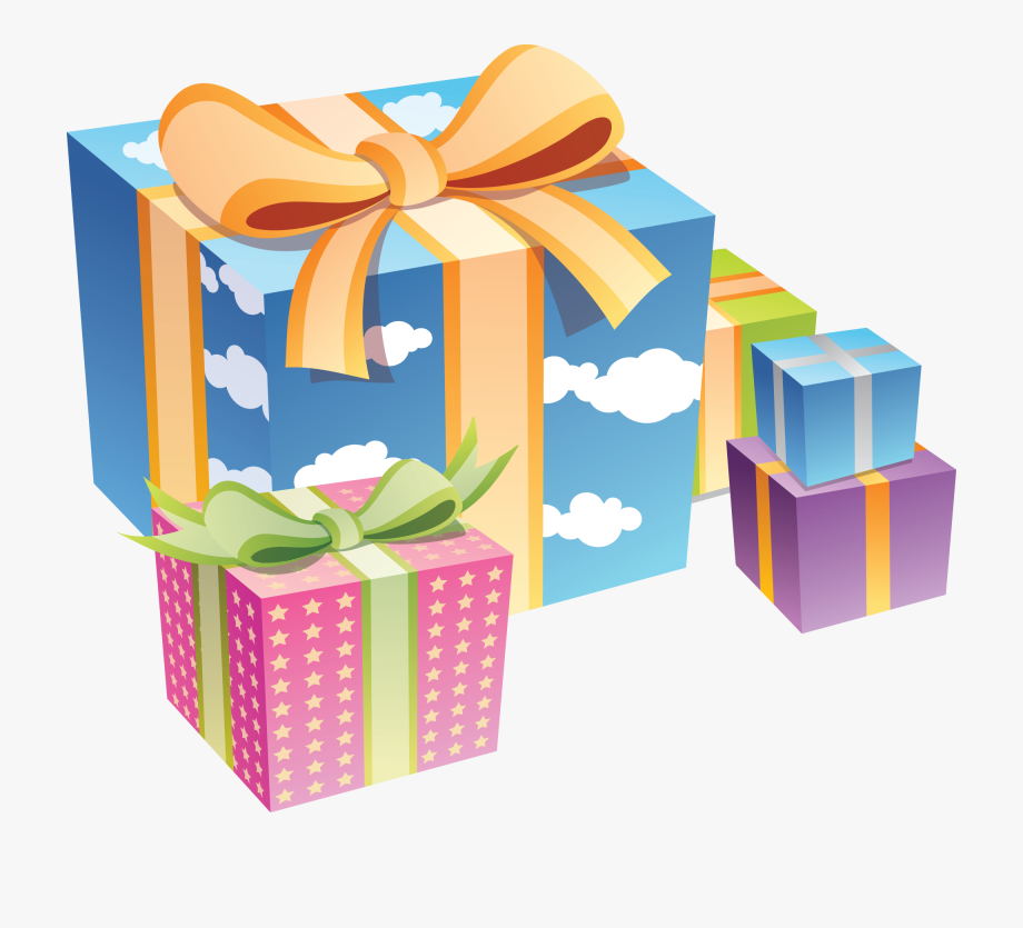 Gift Vector Png.