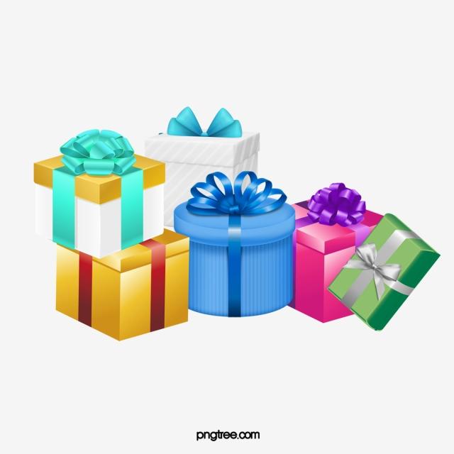 Fashion Gradual Birthday Gifts, Coloured Ribbon, Fashion, Gradient.