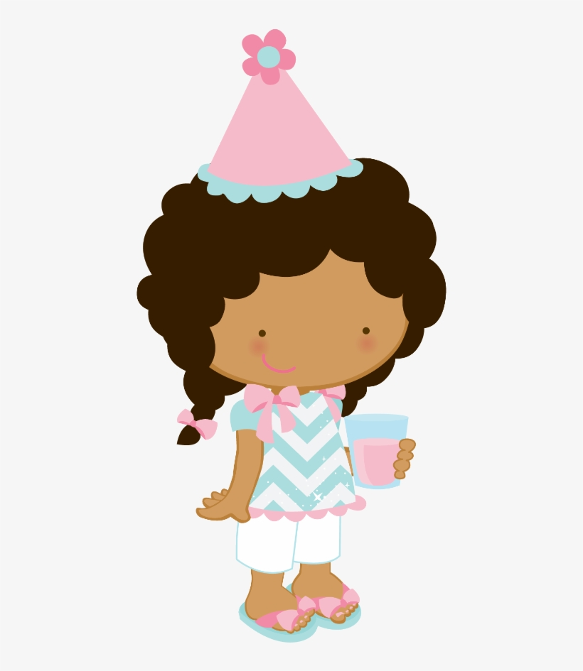 Happy Birthday Girl Clipart At Getdrawings.