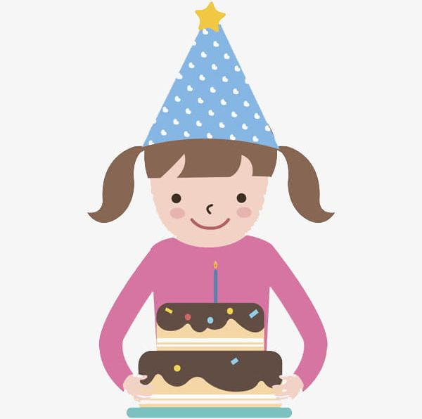 Birthday Girl PNG, Clipart, Birthday, Birthday Clipart, Birthday.