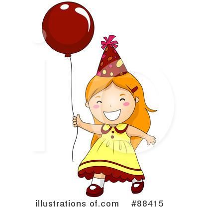 Birthday Girl Clipart #88415.