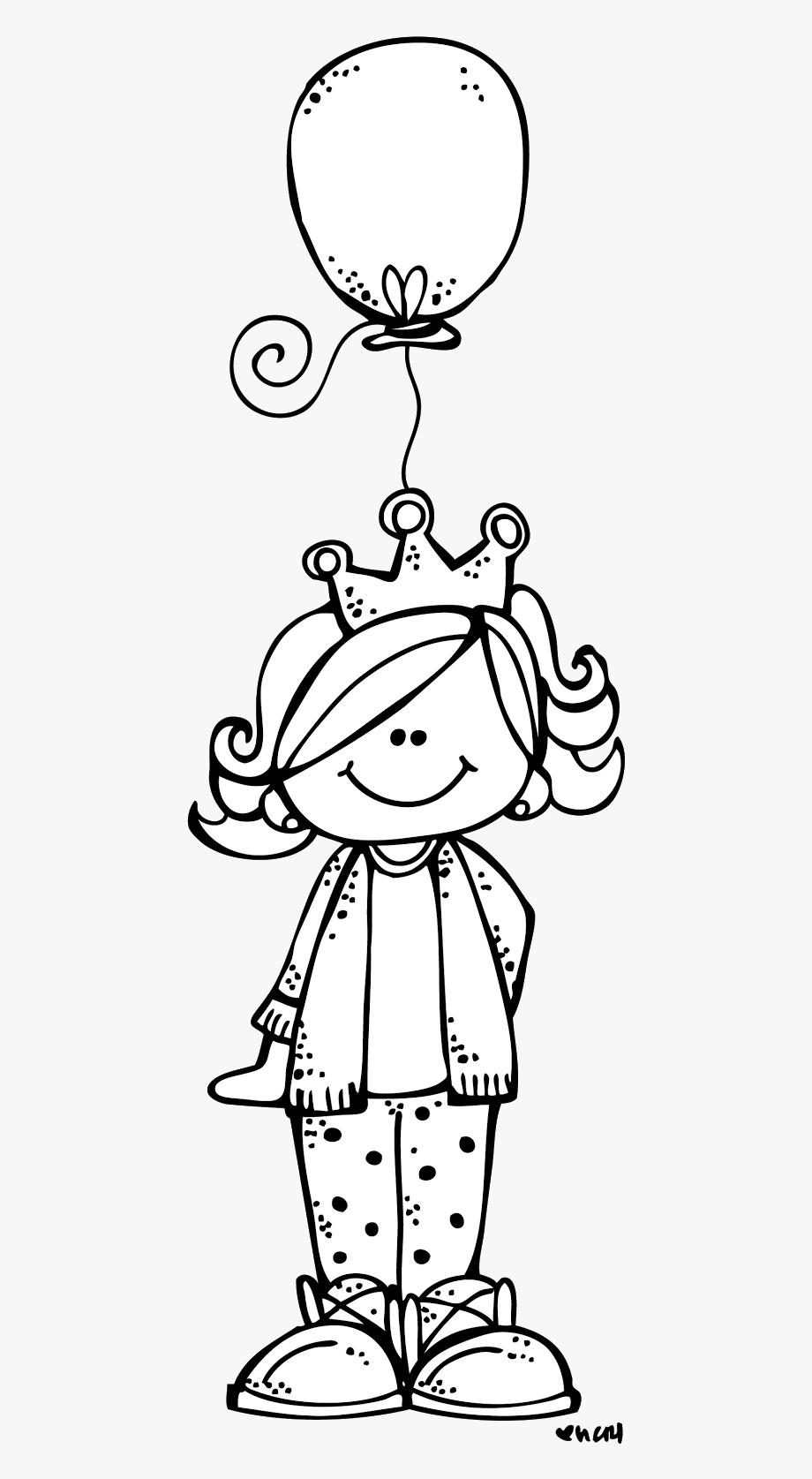 Melonheadz Illustrating Birthday Week Day Coloring.