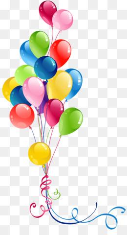 Balloons PNG.