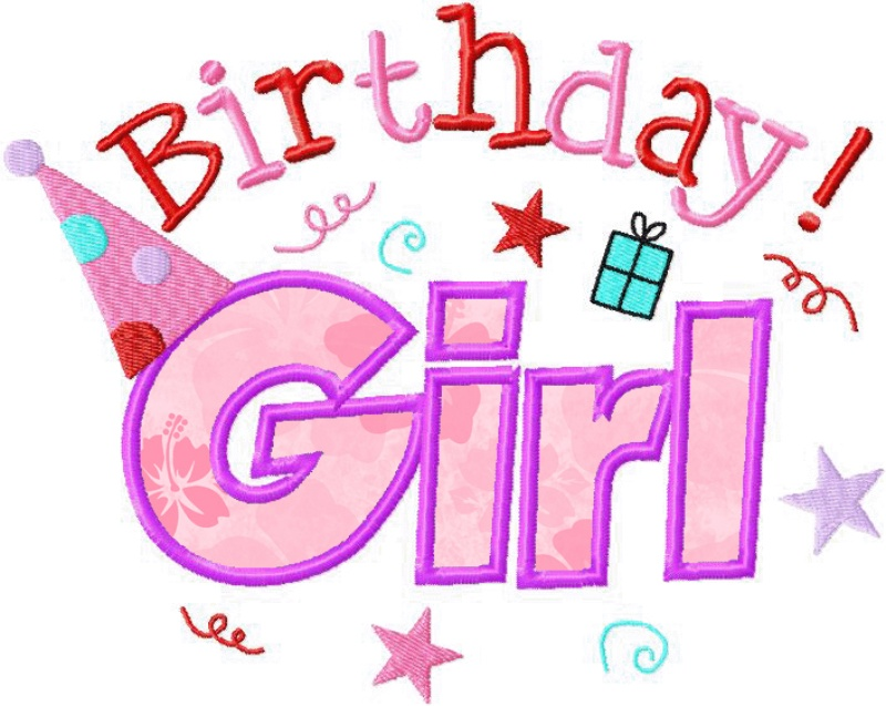Free Birthday Girl Images, Download Free Clip Art, Free Clip.