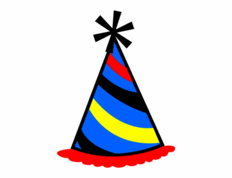 Free Party Hat Clipart Transparent Background, Download Free.