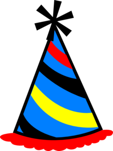Birthday Hat Clipart Transparent Background.